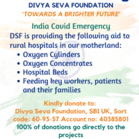 Covid Appeal India Fundraising