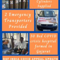 DSF Covid Appeal Update 6.05.21